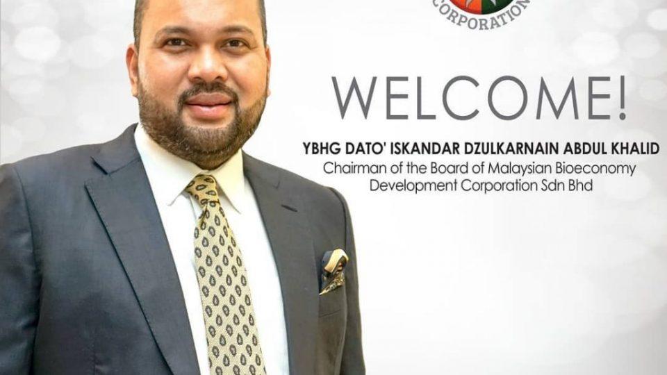 Welcome Chairman