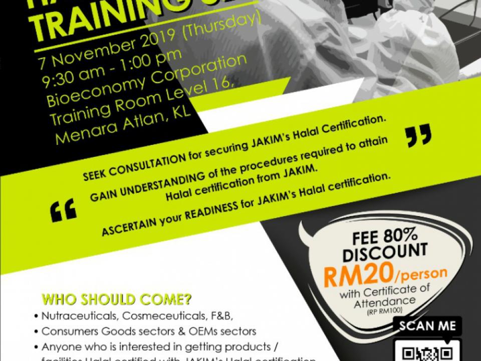 Halal-Clinic-Training-Session